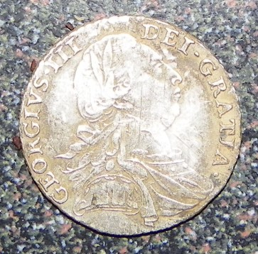George 111 Shilling