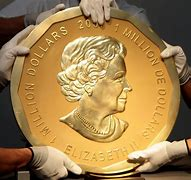 Image result for stolen coin large gold in germany